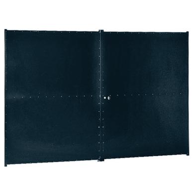 portail battant acier pernon ext rieur. Black Bedroom Furniture Sets. Home Design Ideas