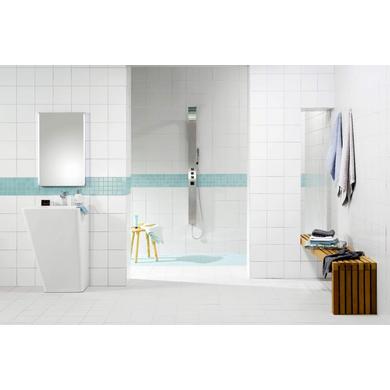 Carrelage mosa que easy 5 x 5 cm sols murs for Carrelage 5x5 bleu