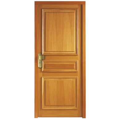 Porte seule renforc e recoupable ch ne portes for Porte appartement standard