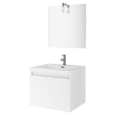 ensemble de meuble de salle de bains avec robinetterie happy salle de bains. Black Bedroom Furniture Sets. Home Design Ideas