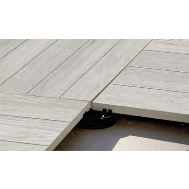 plot de terrasse buzon r glable en hauteur de 28 42 mm sols murs. Black Bedroom Furniture Sets. Home Design Ideas