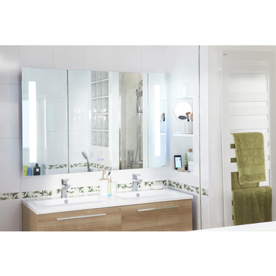 Miroir Lumineux DECIBEL   Salle De Bains