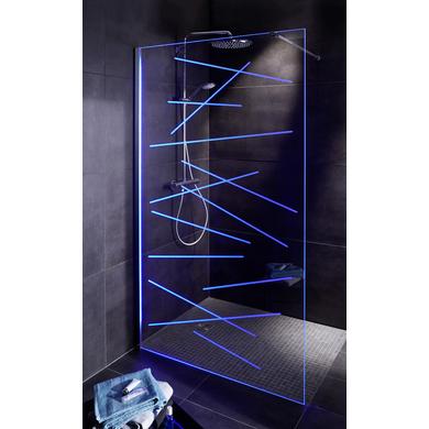 paroi de douche grand espace prestige vegas salle de bains. Black Bedroom Furniture Sets. Home Design Ideas