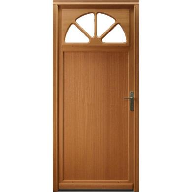 porte d 39 entr e sun bois exotique portes. Black Bedroom Furniture Sets. Home Design Ideas