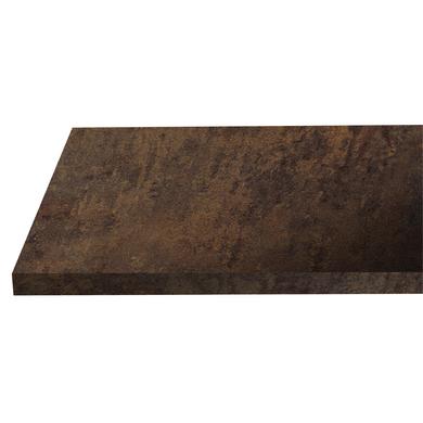Plan de travail stratifié cuivre 38 mm - Cuisine f97d4d6983a