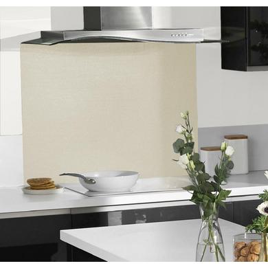 Fond de hotte en verre cuisine for Lapeyre fond de hotte