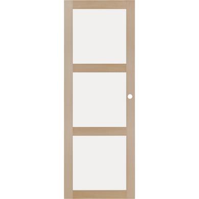 Porte coulissante Atria vitrée