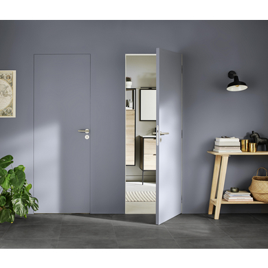 bloc porte huisserie invisible cl portes. Black Bedroom Furniture Sets. Home Design Ideas