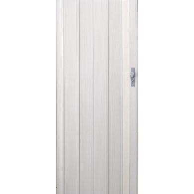 Porte Extensible Pvc Axia Blanc