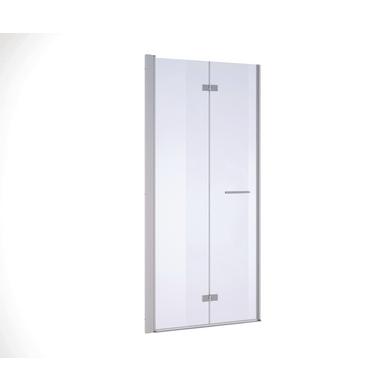 Acc s de face par porte pivotante version gauche opure - Porte de douche pas chere ...
