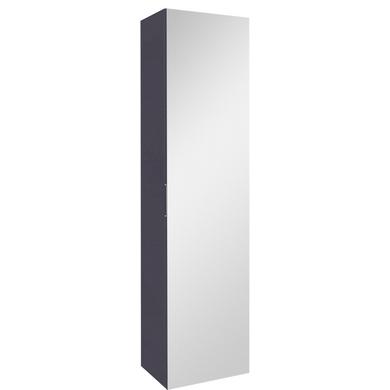 Colonne avec miroir l 40 cm evasion salle de bains for Porte miroir lapeyre