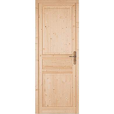 Bloc porte sp cial sapin massif portes for Bloc porte 80