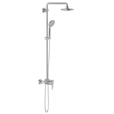 colonne de douche non hydromassante euphoria