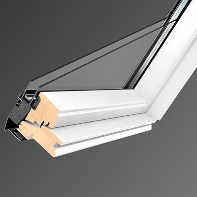 fen tre de toit velux confort rotation fen tres. Black Bedroom Furniture Sets. Home Design Ideas