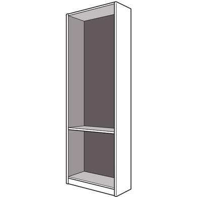 caisson droit h226 x p35 cm pour pi ces vivre espace rangements. Black Bedroom Furniture Sets. Home Design Ideas
