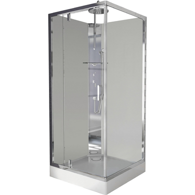 cabine de douche ocea salle de bains. Black Bedroom Furniture Sets. Home Design Ideas