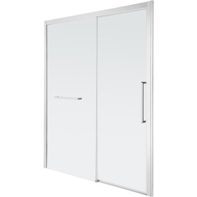 Porte de douche coulissante deco salle de bains