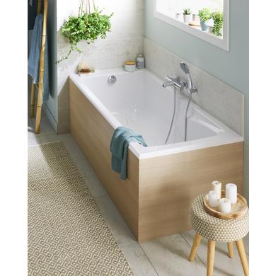 Dress code droit et retour salle de bains for Baignoire sabot lapeyre
