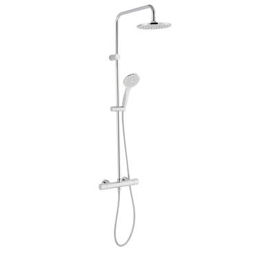 colonne de douche thermostatique prim a salle de bains lapeyre. Black Bedroom Furniture Sets. Home Design Ideas