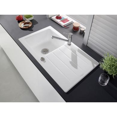 evier encastrable architectura c ramique cuisine. Black Bedroom Furniture Sets. Home Design Ideas