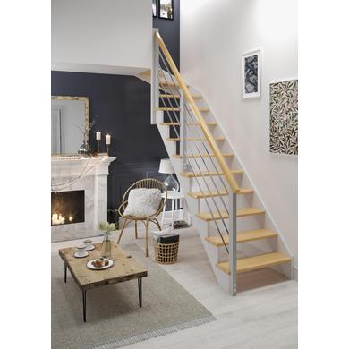 escalier ouessant escaliers lapeyre. Black Bedroom Furniture Sets. Home Design Ideas