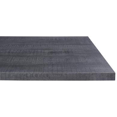 plan de travail noir b ne stratifi 38 mm cuisines lapeyre. Black Bedroom Furniture Sets. Home Design Ideas