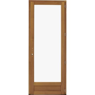 Porte Fenêtre Ode Pin 1 Vantail à Clé Fenêtres