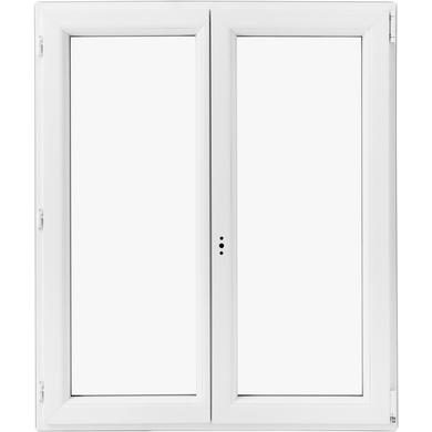Fenêtre oscillo-battante Pria PVC - Fenêtres - Lapeyre