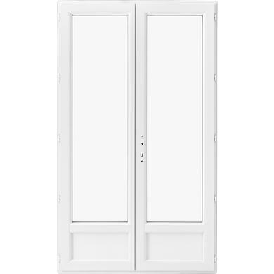 Porte Fenêtre Pria Pvc 2 Et 3 Vantaux à Clé Fenêtres Lapeyre