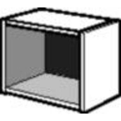 caisson droit h36 3 x p50 cm pour dressing espace. Black Bedroom Furniture Sets. Home Design Ideas