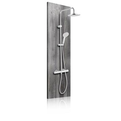 Colonne de douche thermostatique prim a salle de bains - Colonne salle de bain lapeyre ...