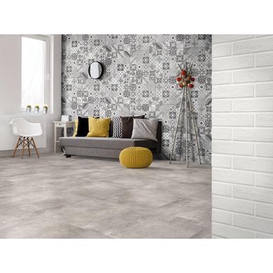 Carrelage Sols GATSBY Imitation Ciment Mat 60 X 60 Cm   Sols Et Murs    Lapeyre