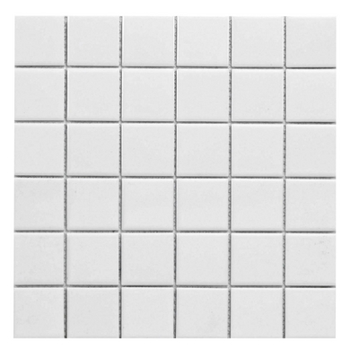 Carrelage mosa que easy 4 7 x 4 7 cm trame 30 x 30 cm for Carrelage rectangulaire
