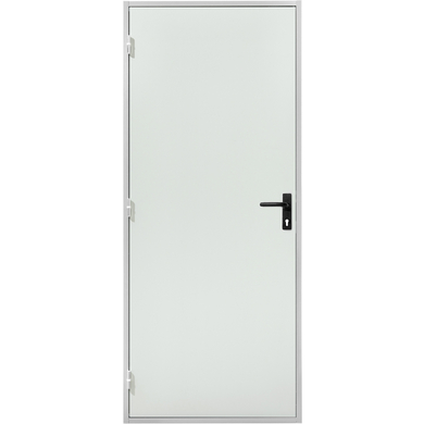 Porte De Service Securite Metallique Renforcee Portes