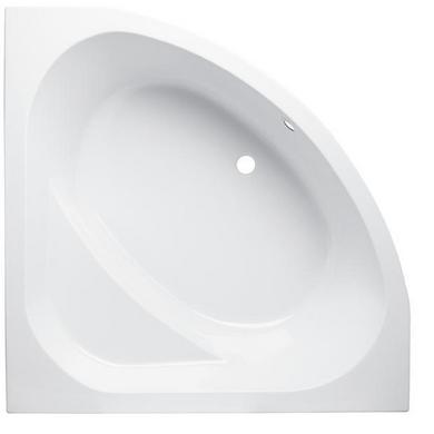 baignoire d 39 angle en acryl cyclade salle de bains