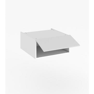 meuble de cuisine haut abattant sur frigocolonne cuisine
