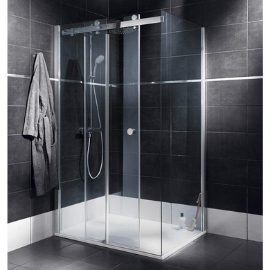 porte de douche coulissante palace salle de bains. Black Bedroom Furniture Sets. Home Design Ideas