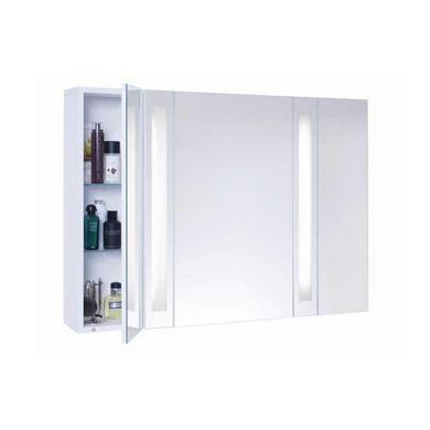 armoire de toilette fluo 3 portes salle de bains. Black Bedroom Furniture Sets. Home Design Ideas