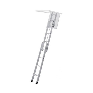 escamotable aluminium coulissant escaliers. Black Bedroom Furniture Sets. Home Design Ideas