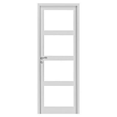 vitrage pour porte milan pr t peindre d poli portes. Black Bedroom Furniture Sets. Home Design Ideas