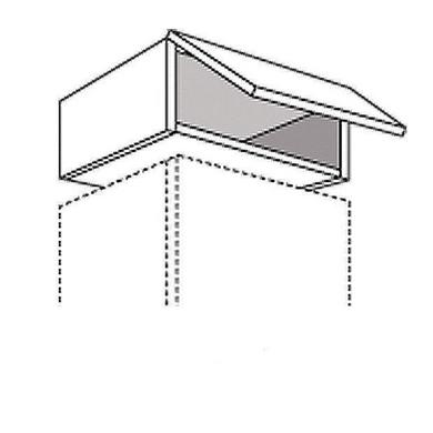meuble de cuisine haut abattant sur frigocolonne origine cuisine