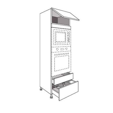 Colonne de cuisine pour four et niche de H.45 cm URBAN - Cuisine cfeaa3160f69