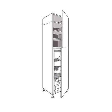 colonne de cuisine pour r frig rateur grande hauteur urban cuisine. Black Bedroom Furniture Sets. Home Design Ideas