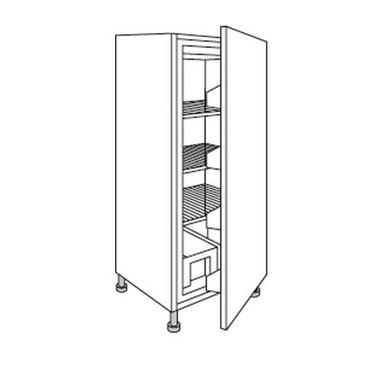 demi colonne de cuisine pour r frig rateur lumio cuisine. Black Bedroom Furniture Sets. Home Design Ideas