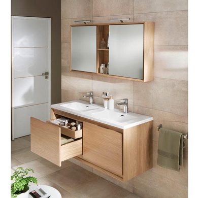 armoire de toilette rio salle de bains. Black Bedroom Furniture Sets. Home Design Ideas
