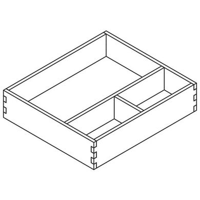 tiroir pour meuble sous lavabo lima salle de bains. Black Bedroom Furniture Sets. Home Design Ideas