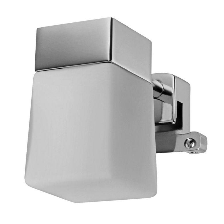 eclairage miroir salle de bain lapeyre Spot pour miroir de salle de bains CRISTAL - Salle de bains