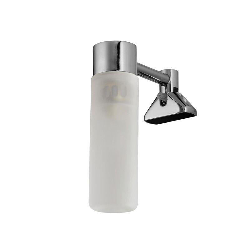 Spot pour miroir de salle de bains bijou salle de bains for Spot mural salle de bain