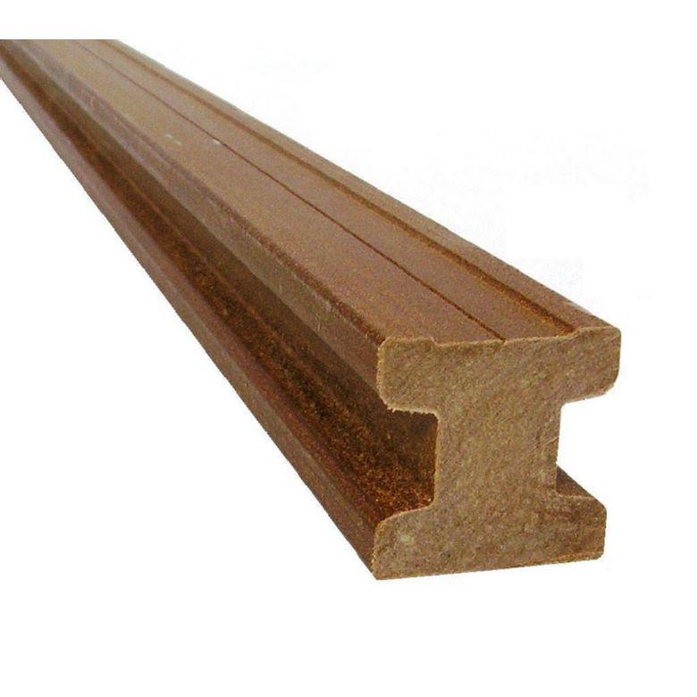 lambourdes pour lames en bois composite emotion et premium ext rieur. Black Bedroom Furniture Sets. Home Design Ideas