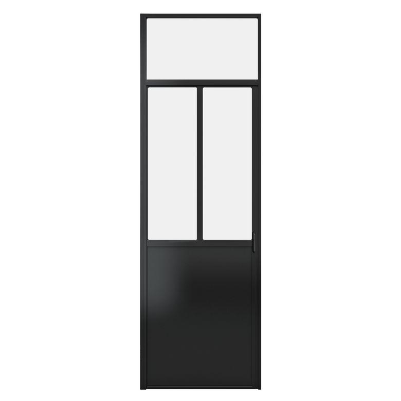 kit imposte porte de placard Porte battante CREATIVE avec imposte - Portes - Lapeyre